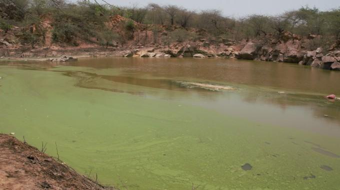 Ganesh Khan Lake
